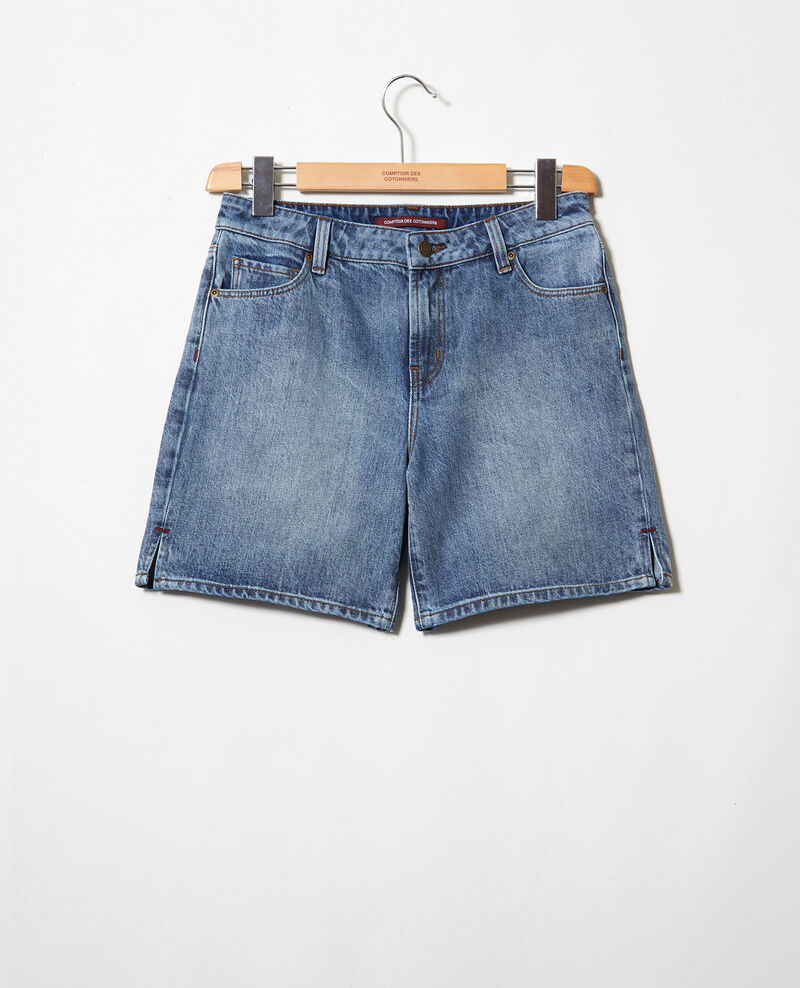 Denim shorts Vintage wash Istrala