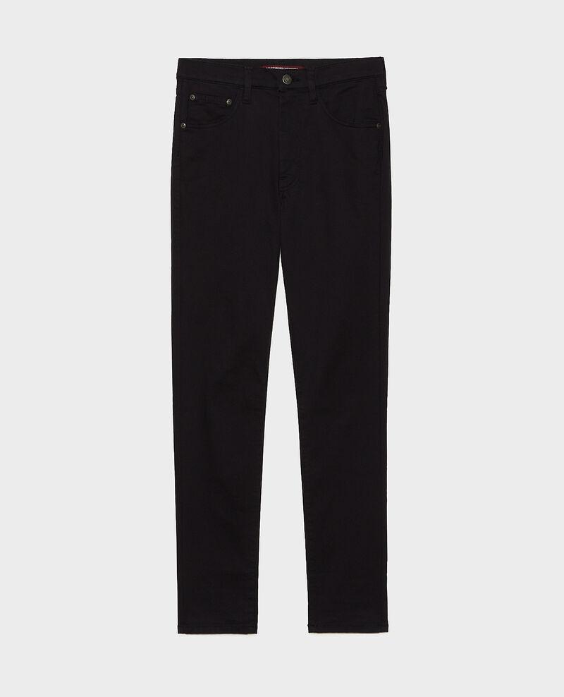SKINNY - 5 pocket jeans Night sky Mozakiny