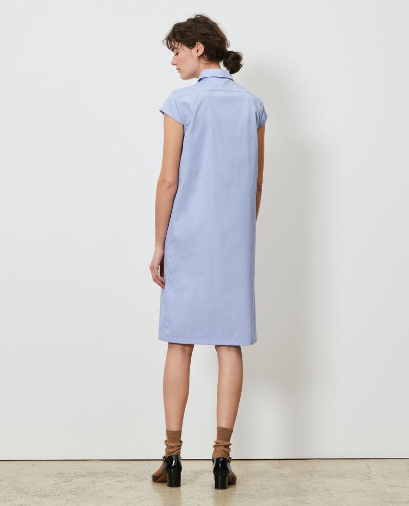 Cotton shirt dress Persian jewel Lelumba