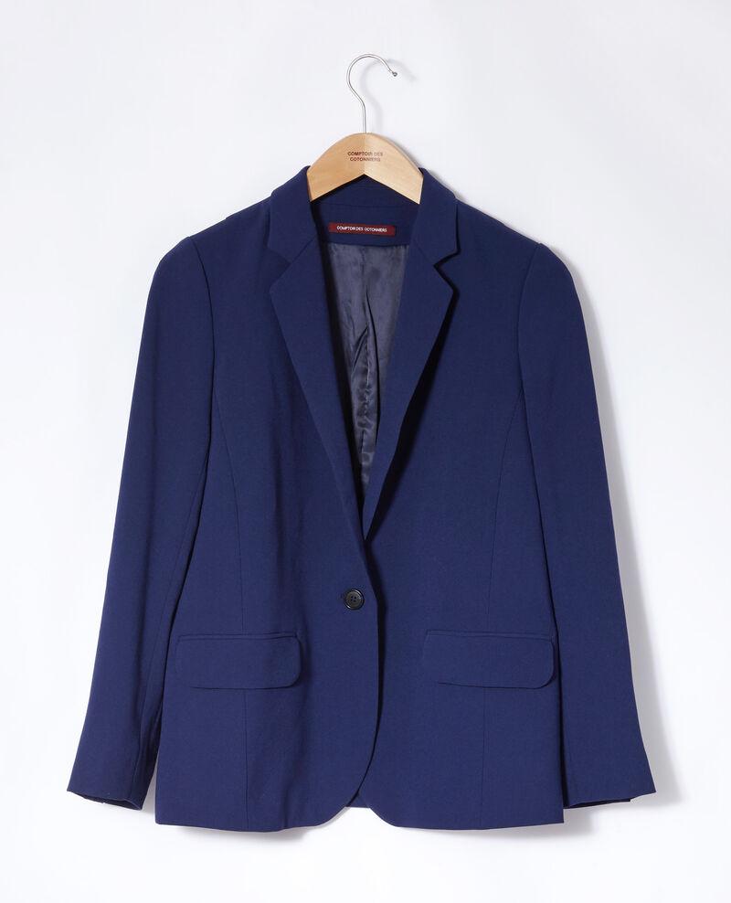 Suit-style jacket Medieval blue Galejade