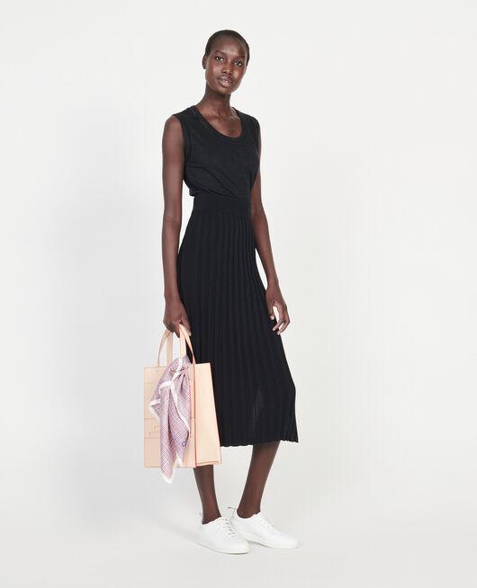 Cotton skirt BLACK BEAUTY