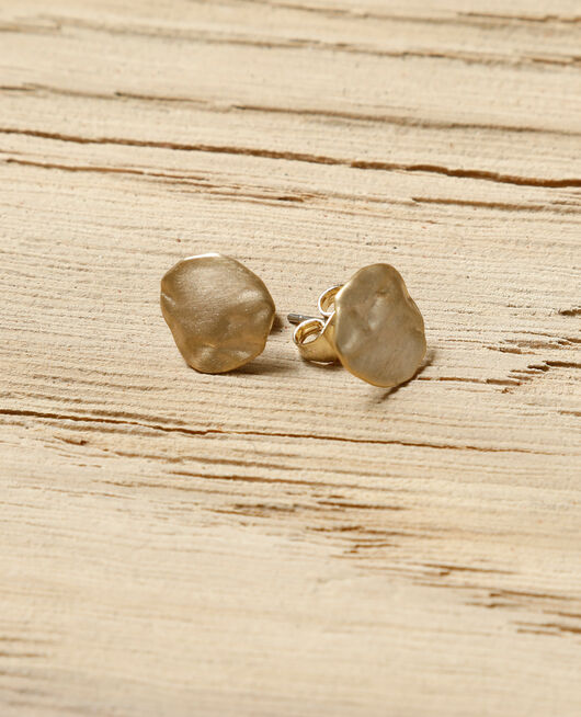 Small earrings GOLD