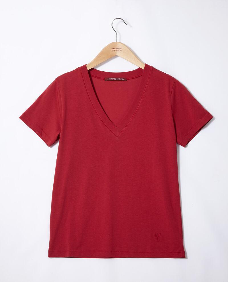 Léon T-shirt Rio red Fallen