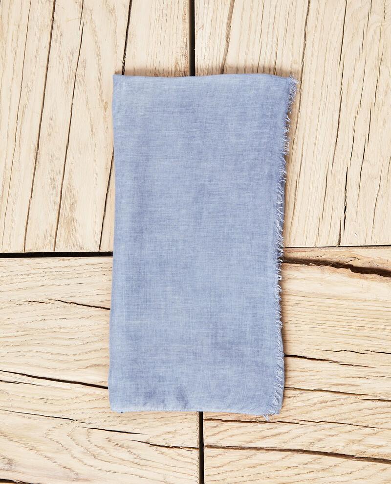 Scarf Blue jeans Idenoma