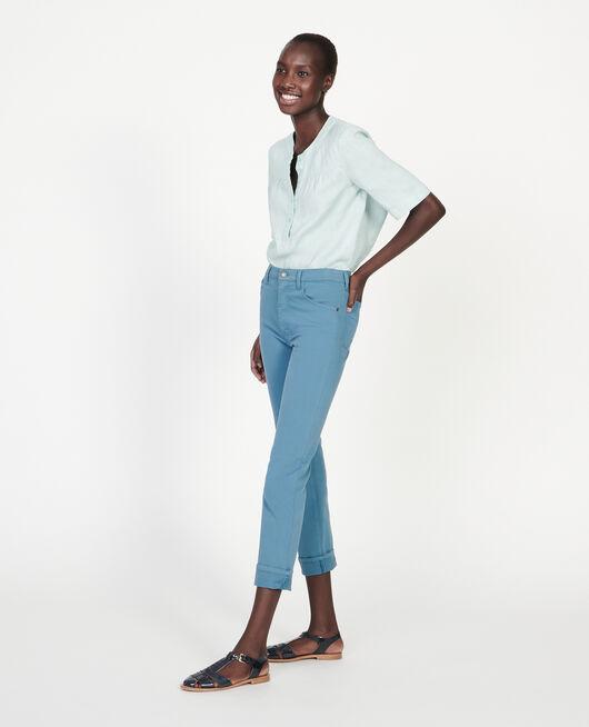 Straight-leg trousers BLUESTONE