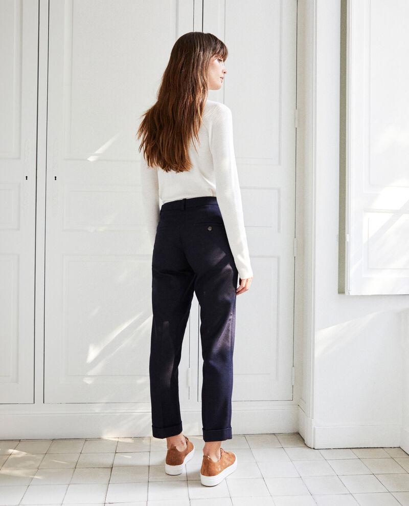 Suit trousers  Dark navy Jokya