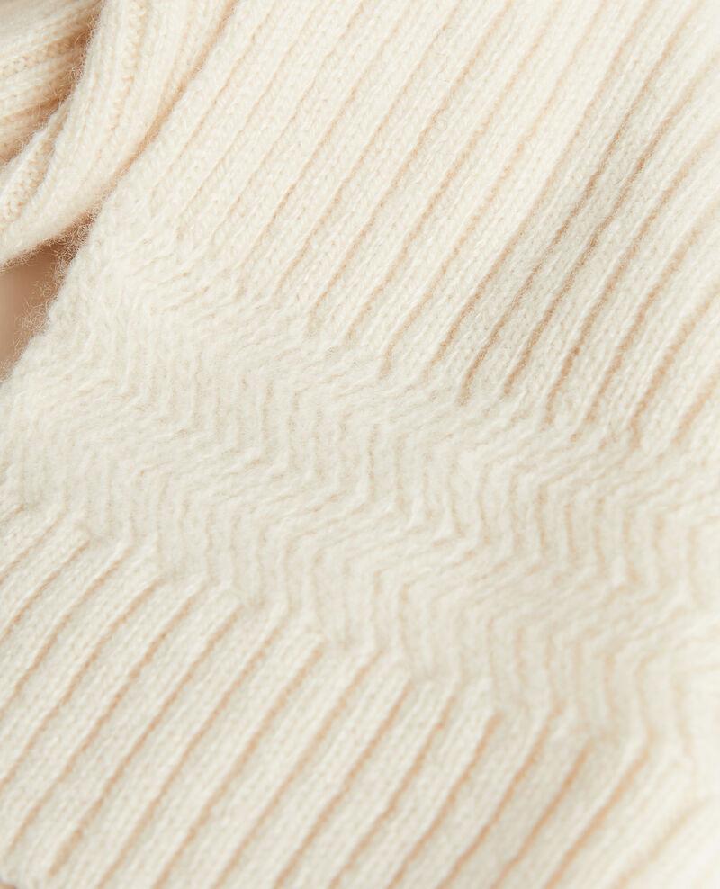 Cashmere scarf Jet stream Miosa