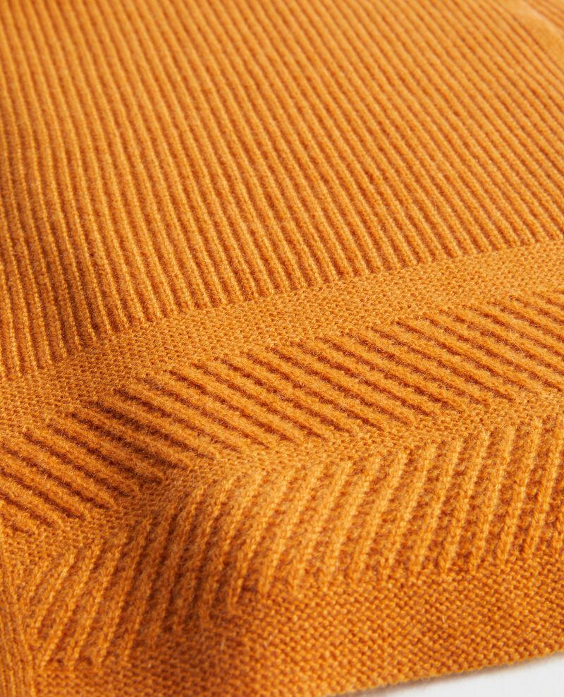 Cashmere scarf Sudan brwn Plaudie