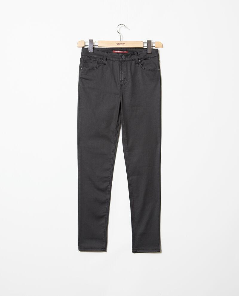 Regular skinny jeans Noir Igoated
