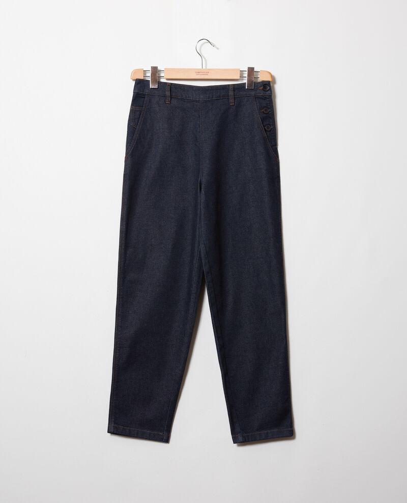 Fashion-fit jeans Rinse Jiskoli
