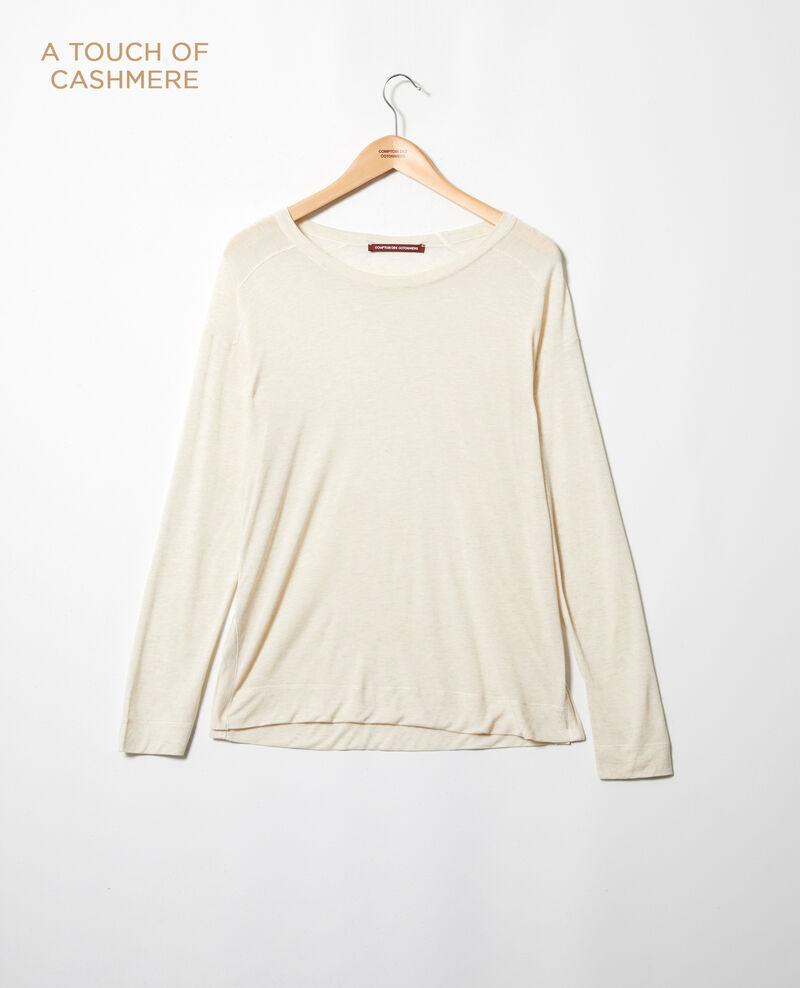 Classic t-shirt Natural beige Integre