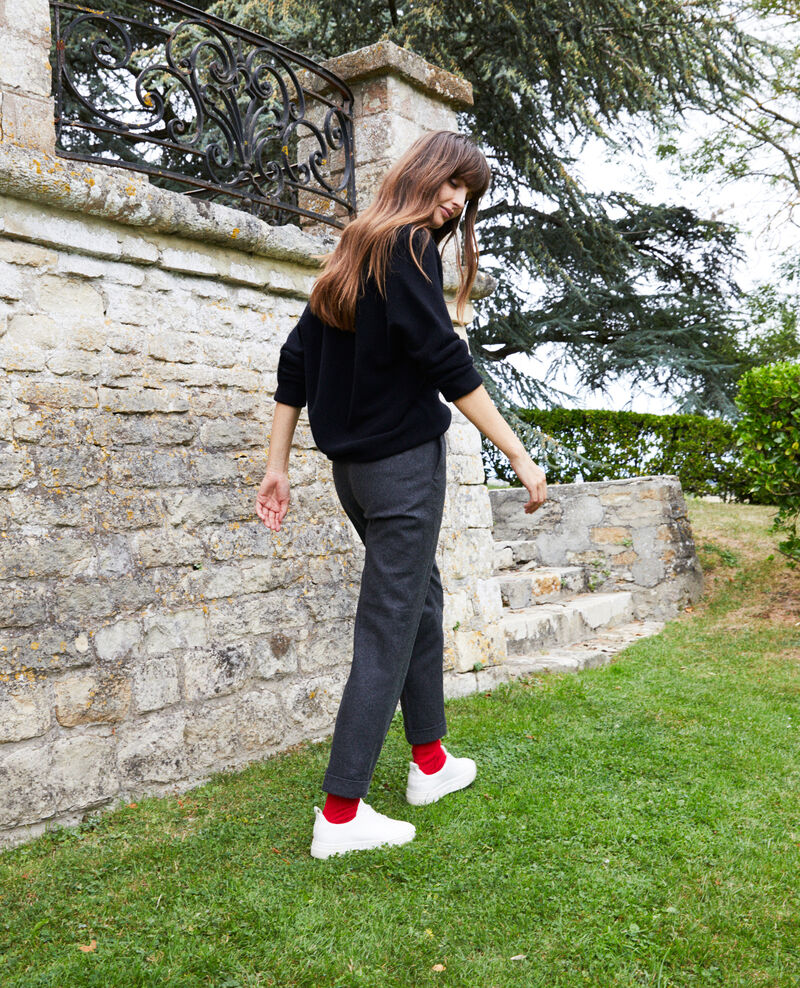 Suit trousers  Heather grey Jokya