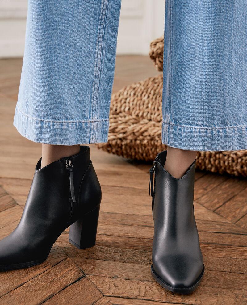 Ankle boots Noir Favori