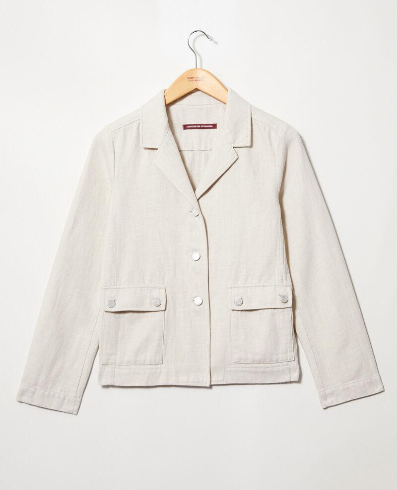 Suit-style jacket Off white Imius