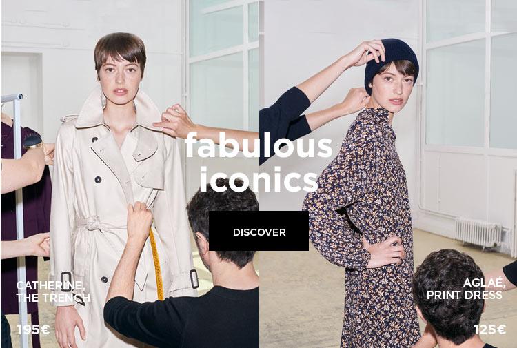 Fabulous iconics - Mobile