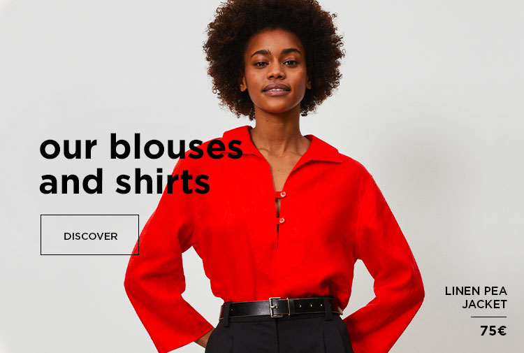 Blouses and shirts - Mobile