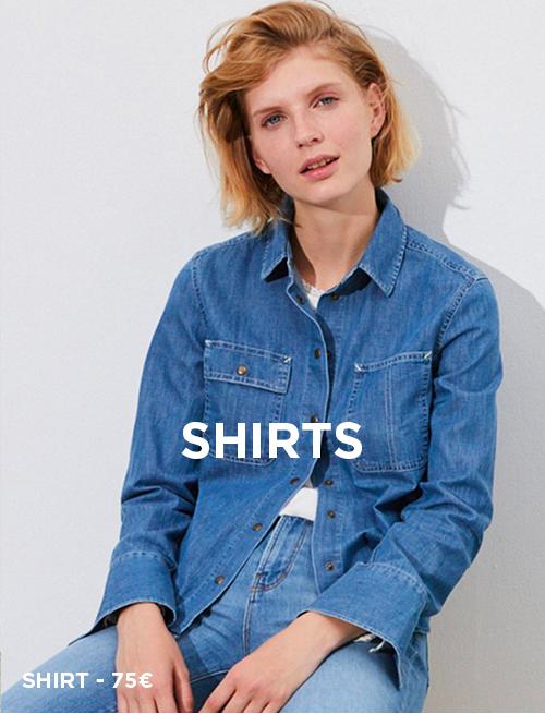 Shirts FW21 - Desktop
