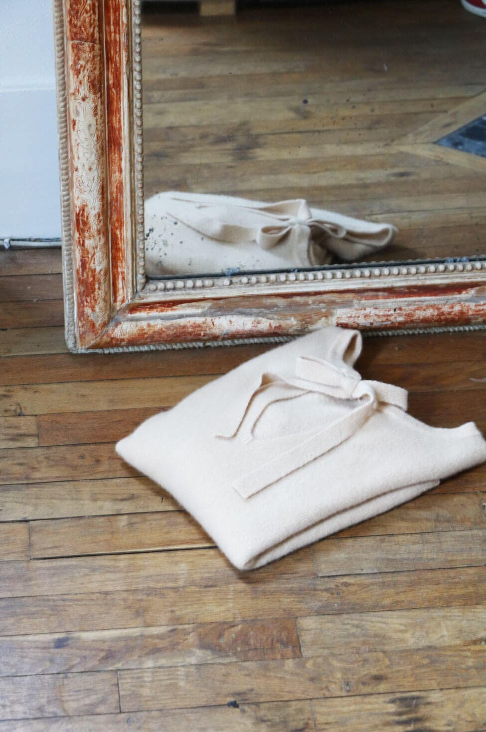How to wash and maintain your cashmere clothes