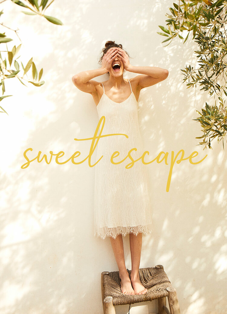 SS19 Sweet Escape