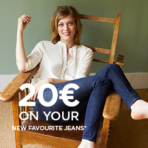 20€ off my favourite Jeans!