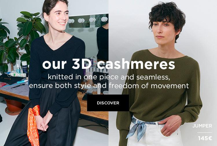 3D Cashmere - Mobile