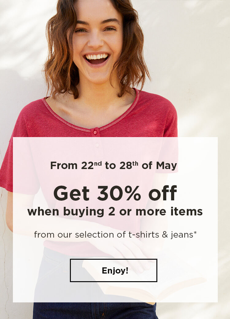 Get 30% off when buying 2 or more