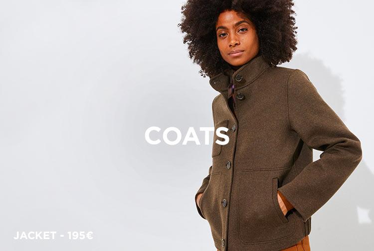 Coats FW21 - Mobile