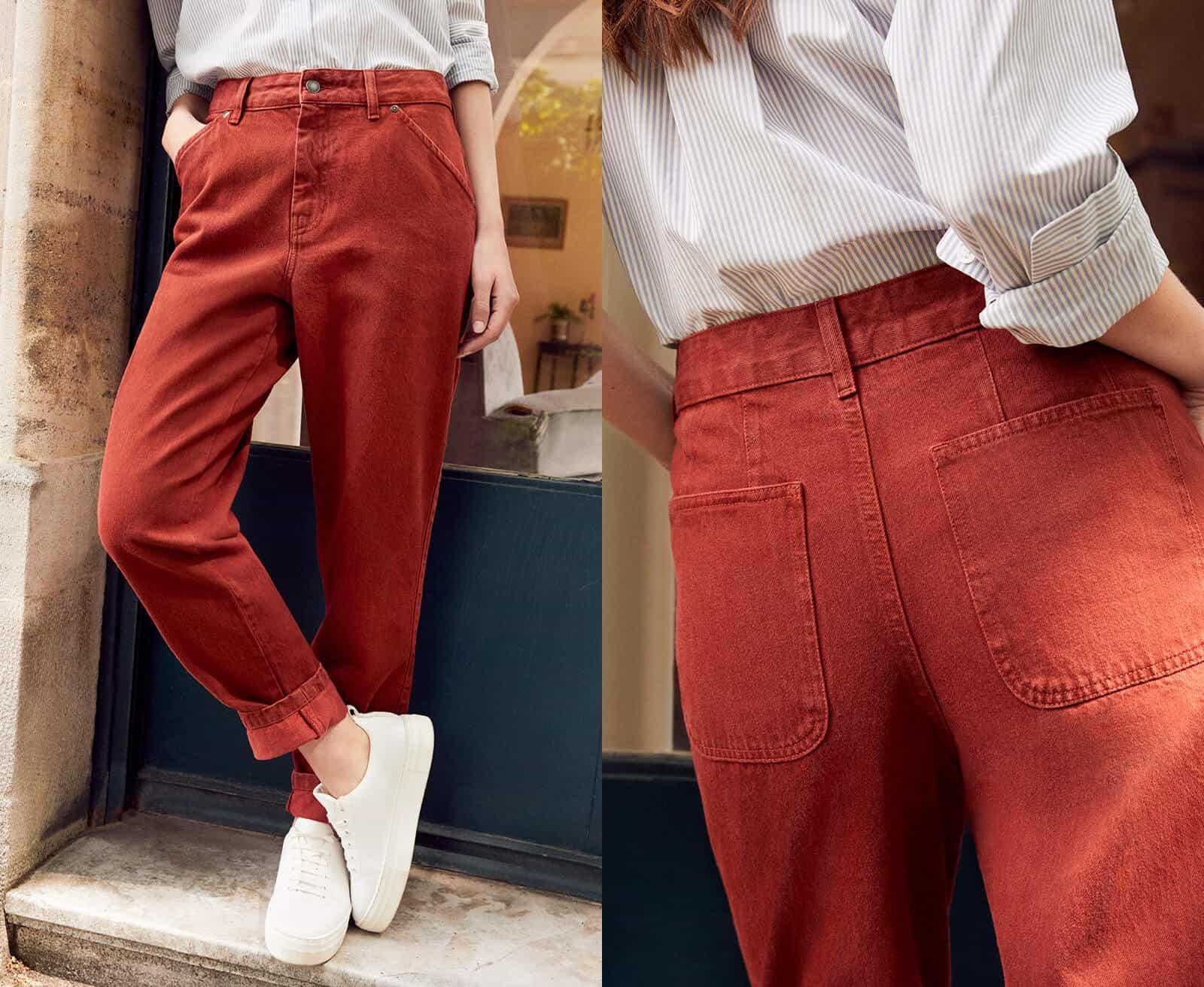 Jeans Fashion Fit femme Comptoir des Cotonniers