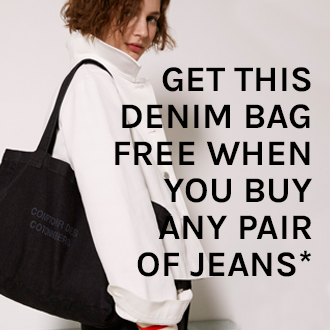 Free Denim Bag SS21