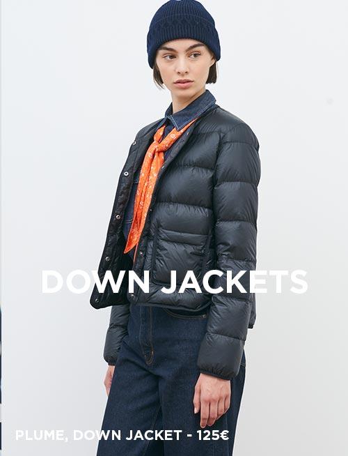 Down jackets - Desktop