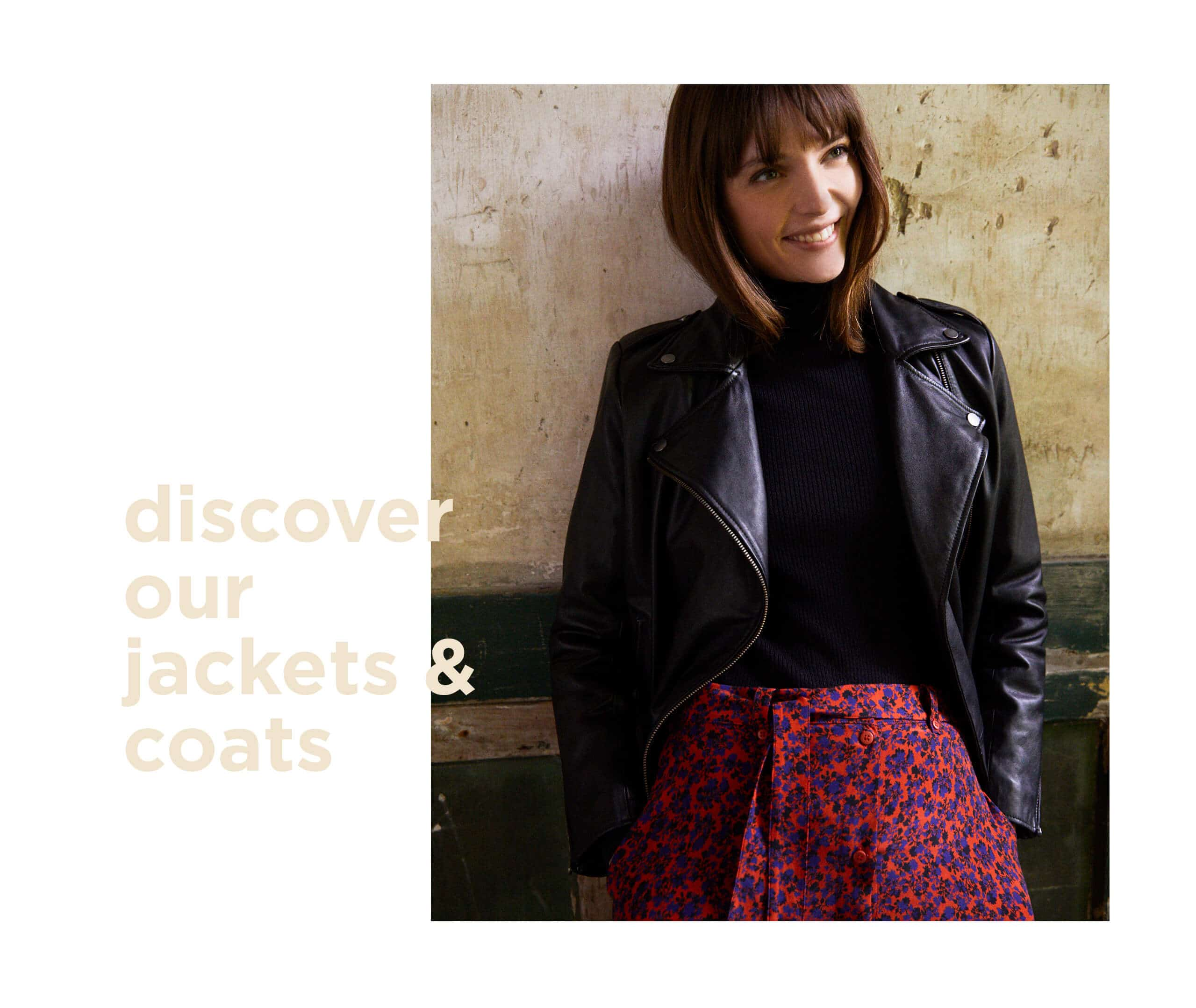 Jackets & Coats A/W 19