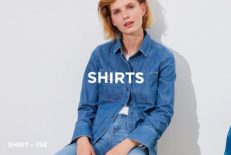 Shirts FW21 - Mobile
