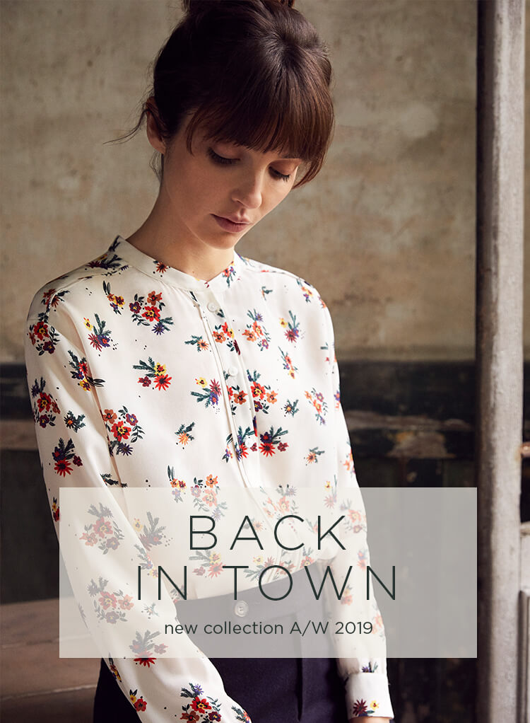 Back in town AW19