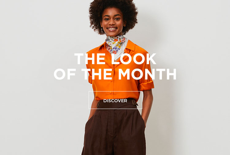 The look of the month - Mobile