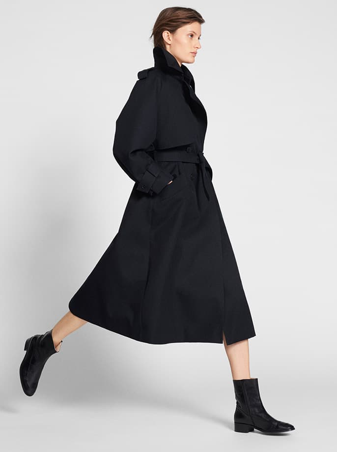 Women Trenchcoats