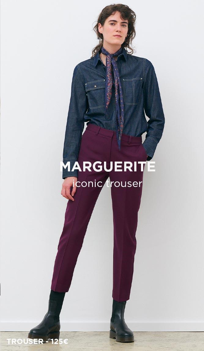 Marguerite - Desktop