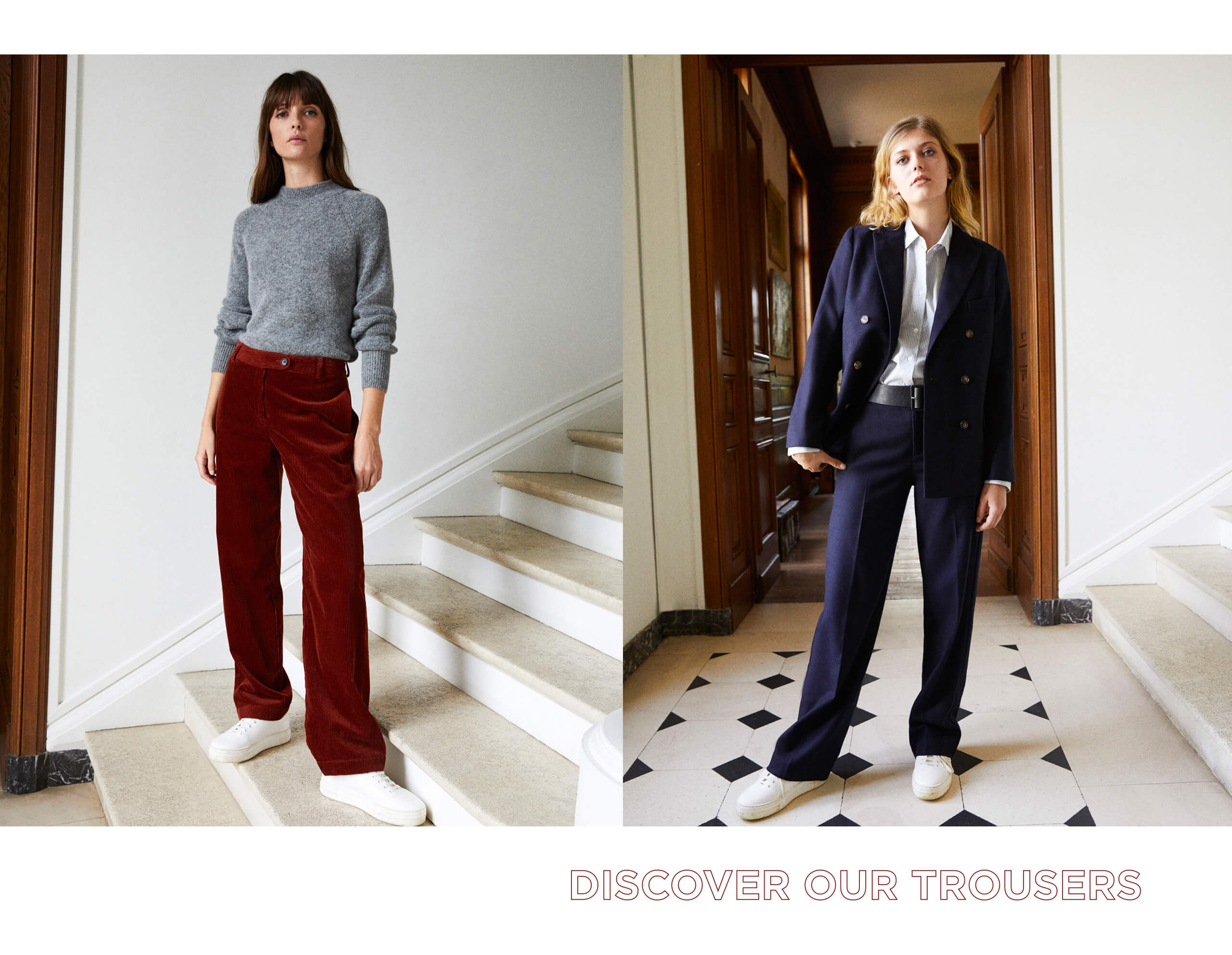 Trousers A/H 19