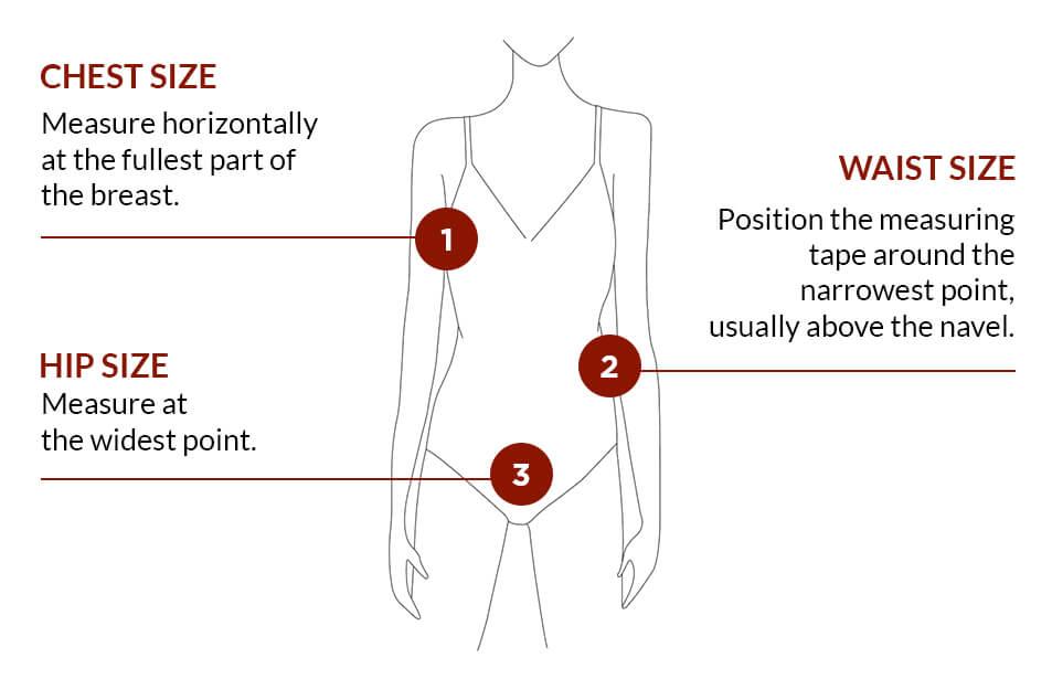 Size Guide - Women clothing