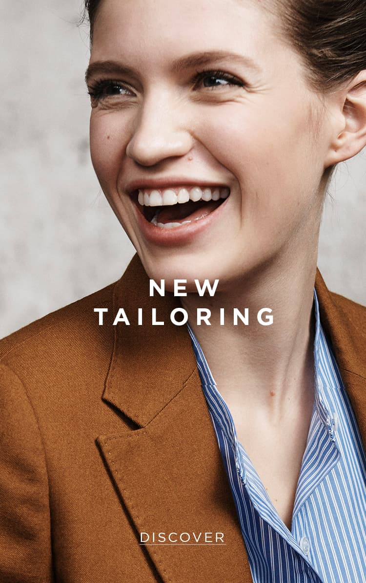 New Tailoring SS 20