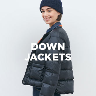 Down jackets AW21