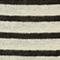 Linen T-shirt Stripes buttercream black Logron