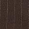 Double-breasted wool blazer Stripe coffee bean Muciano