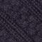 Knitted collar Dark navy Jidule