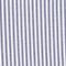 MARGUERITE trousers, cotton seersucker 7/8 cigarette pants Str navy Nyokeasy