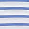 Cotton t-shirt Stripes optical white amparo blue Lisou