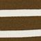 MADDY - Striped merino wool jumper Stp olive jtst Liselle