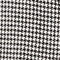 Flannel houndstooth trousers  Houndtooth Jokyla