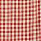Cotton dress Vichy ketchup buttercream Lunel