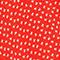 Silk skirt Memphis fiery red Loyat