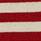 Linen and cotton jumper Stripes ketchup buttercream Licula